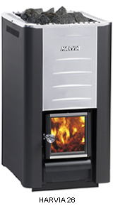 Harvia 26 Sauna Heater
