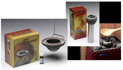Sauna humidifier and aromatic dispenser